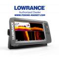 LOWRANCE Hook2-9 Combo Сонар и GPS със TripleShot сонда с широк лъч 200 kHz/Hi Chirp/455/800 kHz - BG Menu + карта