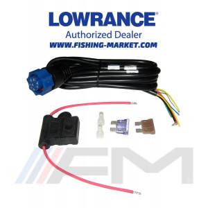 LOWRANCE Захранващ кабел за HDS и Elite HDI - PC-30-RS422