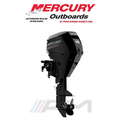 MERCURY Извънбордов двигател F10EL EFI - дълъг ботуш