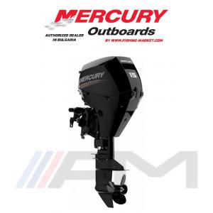 MERCURY Извънбордов двигател F15EL EFI - дълъг ботуш
