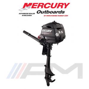 MERCURY Извънбордов двигател F3.5 MLH - дълъг ботуш
