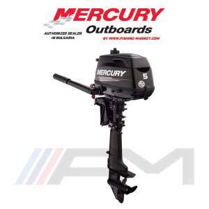 MERCURY Извънбордов двигател F5 MLH - дълъг ботуш