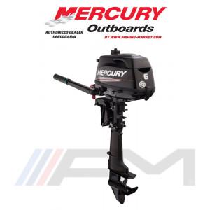 MERCURY Извънбордов двигател F6 MH - къс ботуш