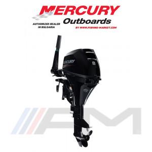 MERCURY Извънбордов двигател F8 MH - къс ботуш