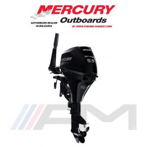 MERCURY Извънбордов двигател F9.9 MLH - дълъг ботуш