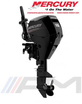 MERCURY Извънбордов двигател F15ELH EFI - дълъг ботуш