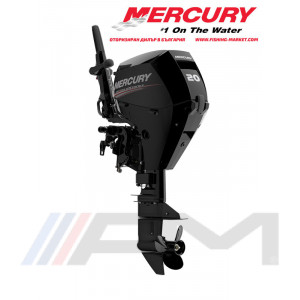 MERCURY Извънбордов двигател F20MH EFI - къс ботуш