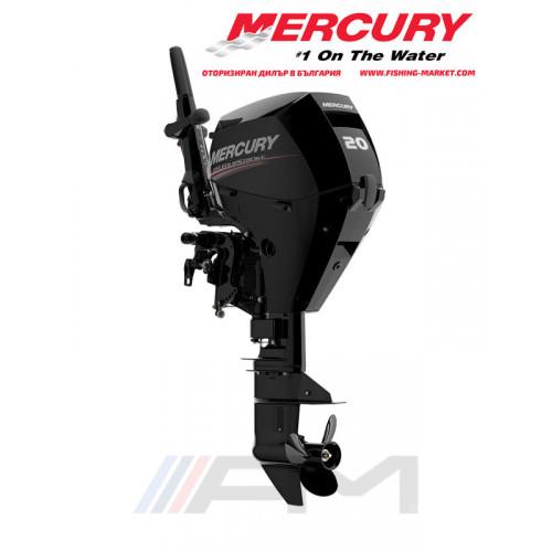 MERCURY Извънбордов двигател F20MLH EFI - дълъг ботуш
