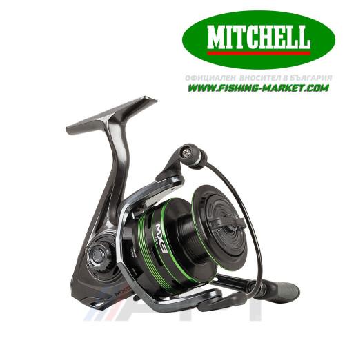 MITCHELL Спининг макара MX3 4000