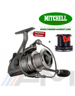 MITCHELL Шаранджийска макара Full Runner MX8 - 9000