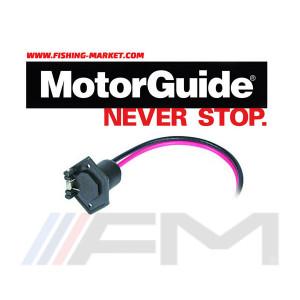 MOTORGUIDE Trolling Motor Power Receptacle - Женска букса за тролинг електрически двигател Xi