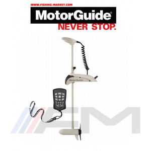 "MOTORGUIDE Електрически двигател Xi5-55SW 54"" Wireless 12V GPS"