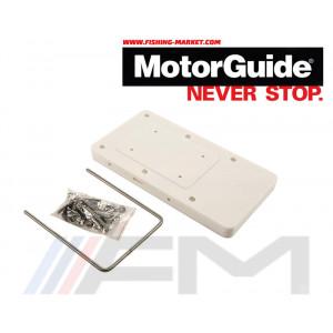 MOTORGUIDE Quick Release White Composite Bracket - Стойка за бърз монтаж и демонтаж на двигател Xi