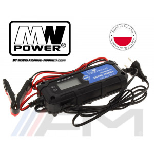 Зарядно устройство MW Power Battery Charger SC4B - 6V/12V - 4.0A