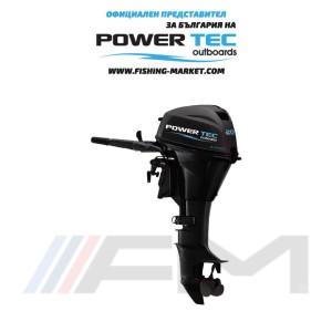 POWERTEC Извънбордов 4-тактов двигател FPP20 AMHS - къс ботуш