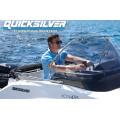 QUICKSILVER Стъклопластова лодка Activ 455 Open