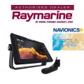 RAYMARINE Element 12HV GPS с 4 в 1 HyperVision 3D сонда и карта NAVionics+ / BG Menu