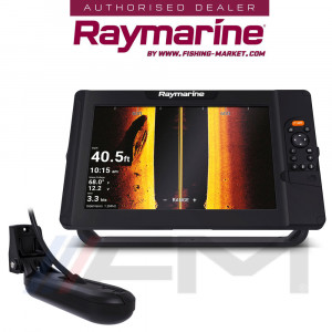 RAYMARINE Element 12HV GPS с 4 в 1 HyperVision 3D сонда / BG Menu