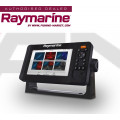 RAYMARINE Element 7HV GPS с 4 в 1 HyperVision 3D сонда / BG Menu