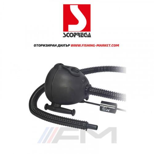 SCOPREGA Електрическа помпа - GE OV10/230 230V 250 mbar, 1700 lt / min