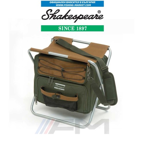 SHAKESPEARE Стол с хладилна чанта Stool with Cooler Bag