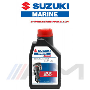 SUZUKI Marine Gear Oil API GL5 - Редукторно масло за извънбордов двигател - 1 л.
