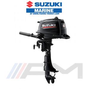 SUZUKI Извънбордов двигател DF6AS - къс ботуш