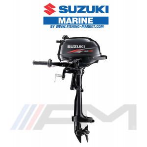SUZUKI Извънбордов двигател DF2.5 S - къс ботуш