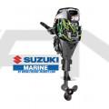 SUZUKI Извънбордов двигател DF20AS - къс ботуш