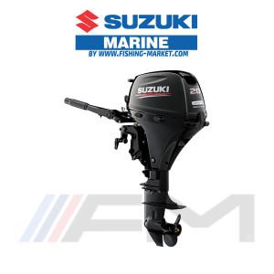 SUZUKI Извънбордов двигател DF20AES - къс ботуш