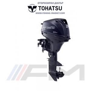 TOHATSU Извънбордов двигател MFS 20E EPL EFI - дълъг ботуш