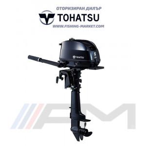 TOHATSU Извънбордов двигател MFS 5D S - къс ботуш