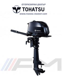 TOHATSU Извънбордов двигател MFS 6D SS - къс ботуш