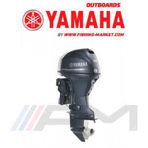 YAMAHA Извънбордов двигател F30 BETS - къс ботуш LAN A