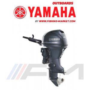 YAMAHA Извънбордов двигател F40 FEHDS - къс ботуш