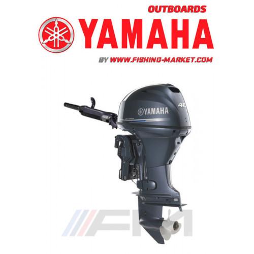 YAMAHA Извънбордов двигател F40 FEHDL - дълъг ботуш
