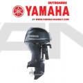 YAMAHA Извънбордов двигател F40 FETS - къс ботуш LAN B