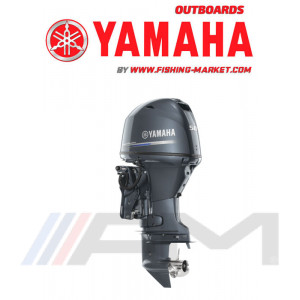 YAMAHA Извънбордов двигател F50 HETL - дълъг ботуш LAN A
