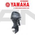 YAMAHA Извънбордов двигател F50 HETL - дълъг ботуш LAN B