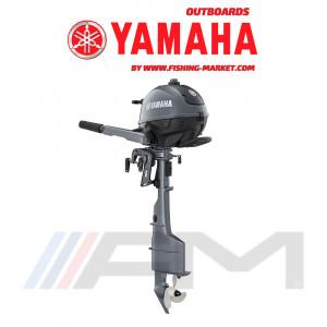 YAMAHA Извънбордов двигател F2.5 BMH - къс ботуш