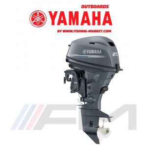 YAMAHA Извънбордов двигател F25 GETL - дълъг ботуш