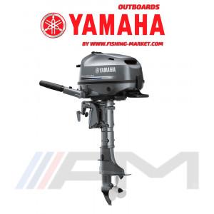 YAMAHA Извънбордов двигател F5 AMH - къс ботуш
