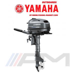 YAMAHA Извънбордов двигател F6 CMH - къс ботуш