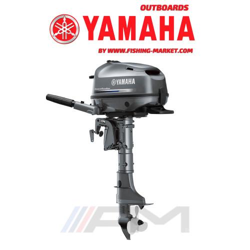 YAMAHA Извънбордов двигател F6 CMHL - дълъг ботуш
