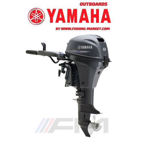 YAMAHA Извънбордов двигател F8 FMH - къс ботуш