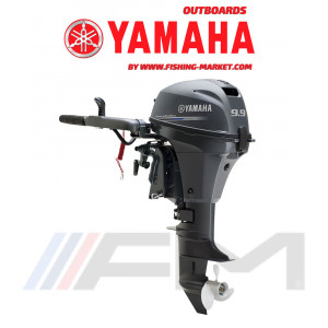 YAMAHA Извънбордов двигател F9.9 JMHS - къс ботуш