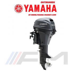 YAMAHA Извънбордов двигател F9.9 JEL - дълъг ботуш
