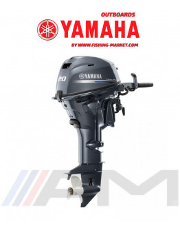 YAMAHA Извънбордов двигател F20 GWHL - дълъг ботуш