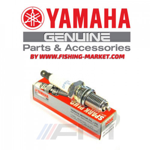 NGK YAMAHA Spark Plug - Запалителна свещ за извънбордов двигател DCPR6E
