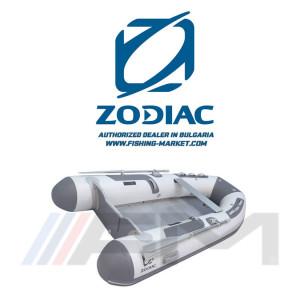 ZODIAC Cadet Alu - Надуваема моторна лодка с алуминиево твърдо дъно и надуваем кил 310 cm